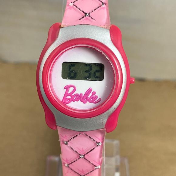 Barbie Other - Pink Barbie Digital Watch